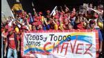 Miles de venezolanos se concentran en Caracas en respaldo a Hugo Chávez - Noticias de
