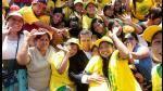 Humala se dio un baño de popularidad tras encabezar el Cambio de Guardia - Noticias de ollanta humala
